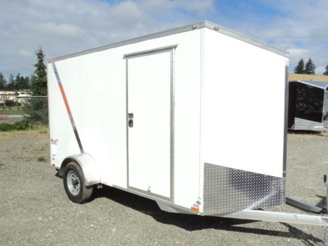 2017 Cargo Mate EHWA612SA Enclosed Cargo Trailer