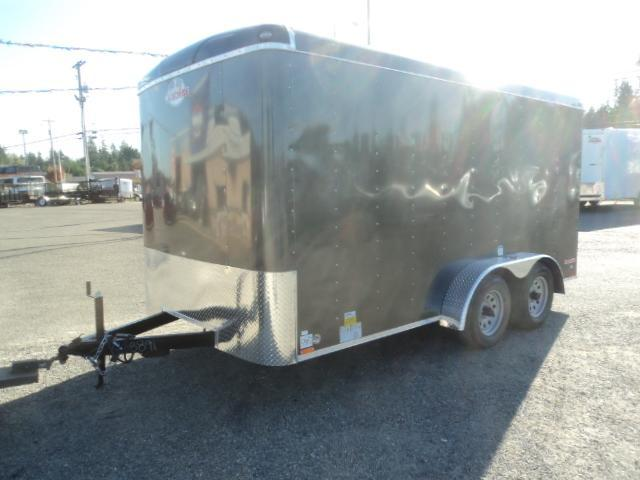2018 Cargo Mate Blazer 7x14 7K w/Rear cargo doors/RV Side Door