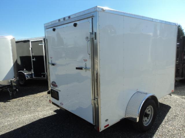 2018 Cargo Mate Challenger 6x10 w/Rear Ramp and Side Door