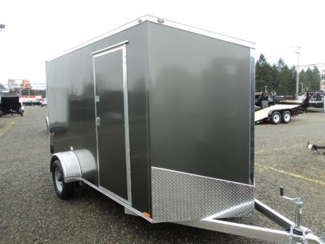 2016 Cargo Mate EHWA612SA Enclosed Cargo Trailer