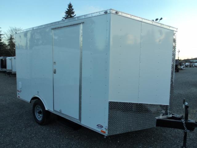 2017 Cargo Mate EH812SA Enclosed Cargo Trailer