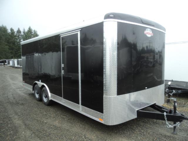 2018 Cargo Mate Blazer 8.5X20 10k w/Extra Height Enclosed Cargo Trailer