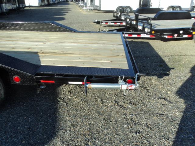 "2018 PJ Trailers 8.5x20 6"" Channel Super Wide Buggy Hauler"