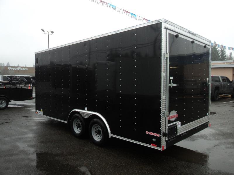 2018 Cargo Mate E-series 8.5X18 10K Enclosed Cargo Trailer