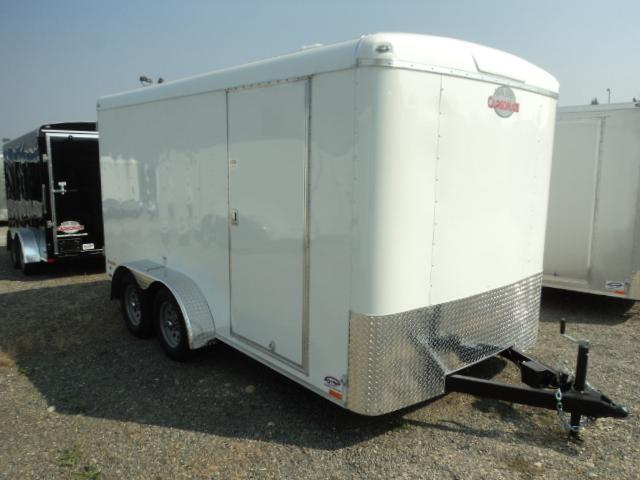 2018 Cargo Mate Blazer 7x14 7K w/Rear Ramp Door