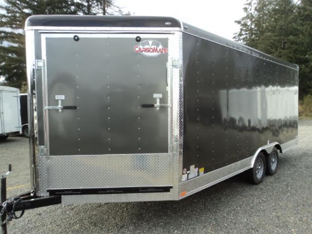 2018 Cargo Mate BL818TA2 Enclosed Cargo Trailer