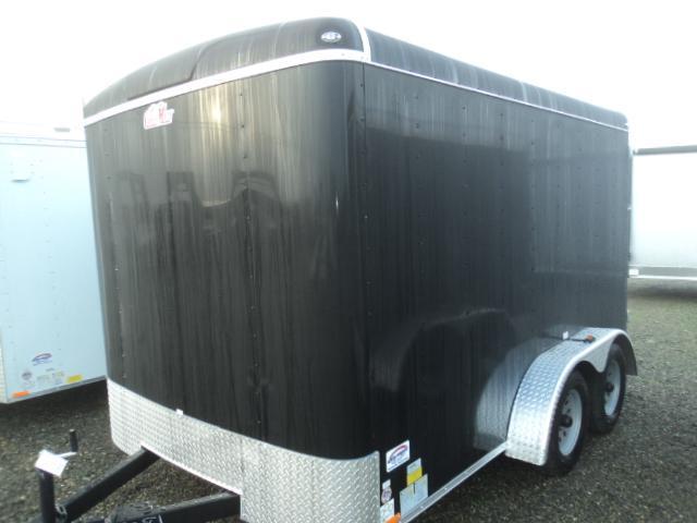 2018 Cargo Mate Blazer 7x14 7K w/Rear cargo doors