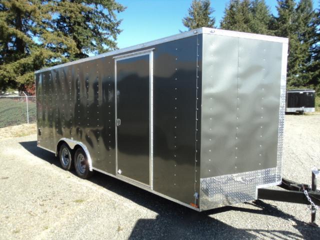 2018 Cargo Mate E-series 8.5X24 10k Enclosed Cargo Trailer