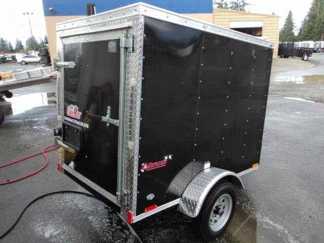 2018 Cargo Mate E-series 4X6 Enclosed Utility Trailer