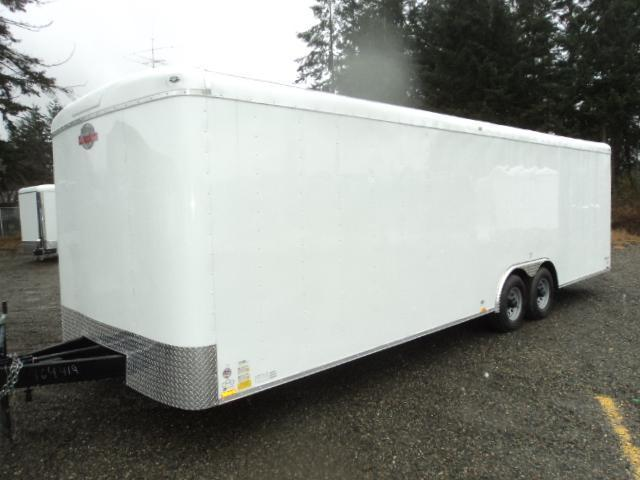 2018 Cargo Mate Blazer 8.25X26 10K Enclosed Cargo Trailer