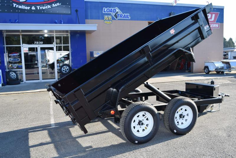 2017 Load Trail 5x10 7k W Tarp Kit And R s Dump VLyb l9 also 2017 Load Trail 5x10 5k W Tarp Kit Single Axle Dump OrCb l9 likewise Trailer Graphics together with 9700 Wastequip 10k roll off trailer priced reduced for a quick sale as well 11369 18  12000lbs tilt hydraulic cylinder equipment trailer carskid steerbobcat. on summit dump trailers