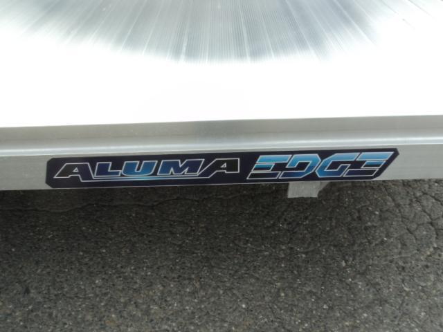 2018 Aluma 7814 Edge Series Utility Trailer