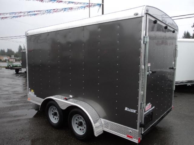 2017 Cargo Mate Blazer 7X12 7K Enclosed Cargo Trailer