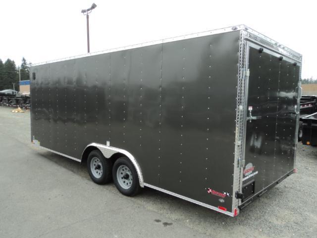 2018 Cargo Mate E-series 8.5X18 7K Loaded!! Enclosed Cargo Trailer