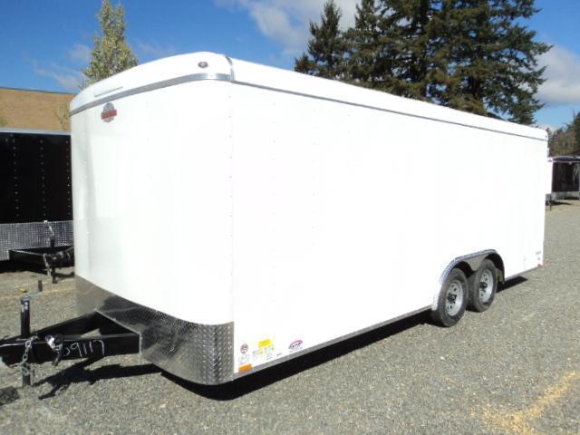 2018 Cargo Mate Blazer 8.5X20 7K w/Rear Cargo Door