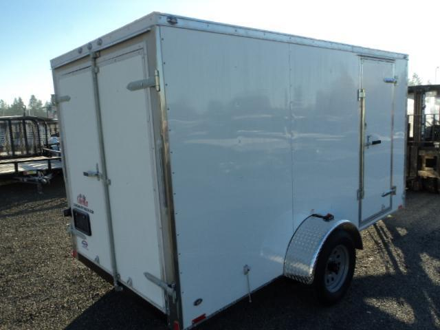 2018 Cargo Mate Challenger 6x10 Cargo Enclosed Trailer