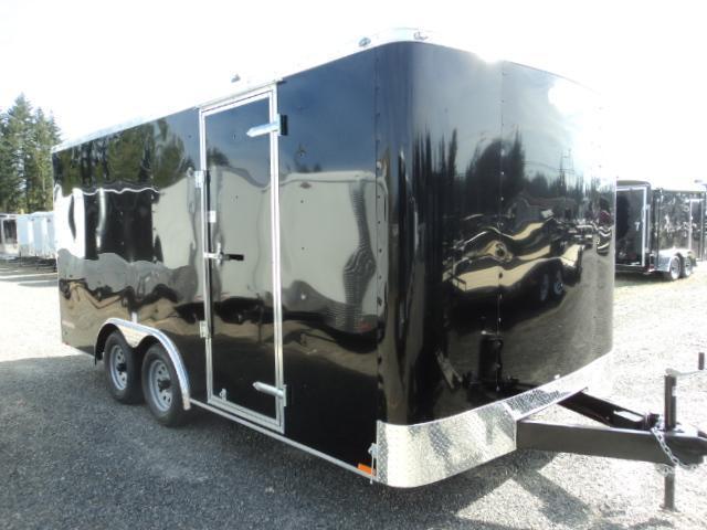 2018 Cargo Mate Challenger 8.5x16 7k Enclosed Cargo Trailer