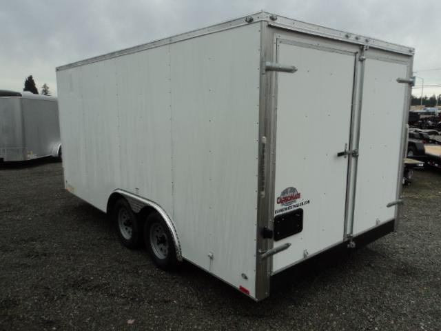 2018 Cargo Mate Challenger 8.5x16 7k Enclosed Cargo Trailer