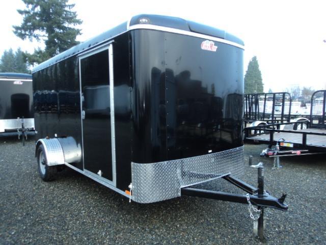 2018 Cargo Mate Blazer 6X14 w/Rear Ramp Door