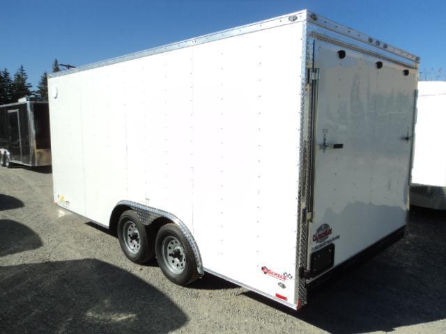 2017 Cargo Mate E-series 8.5X18 7K Enclosed Cargo Trailer