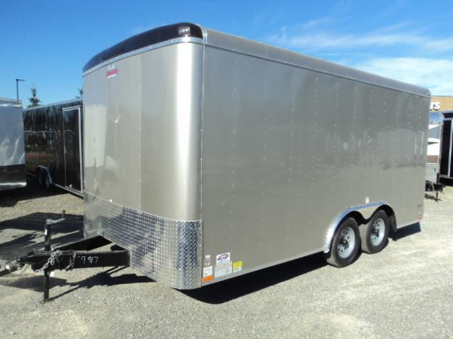 2018 Cargo Mate BL816TA2 WITH RAMP