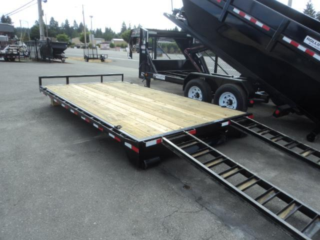 2018 PJ 8x14 Rollster Roll Off Deck