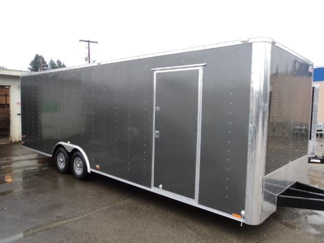 "2018 Cargo Mate E-series 8.5X26 10K w/6"" Extra Height and Ceiling liner"