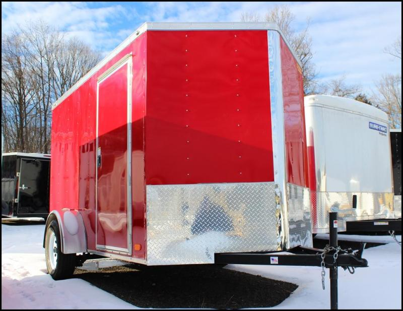 2018 Nexhaul 6x10 Enclosed Cargo Trailer