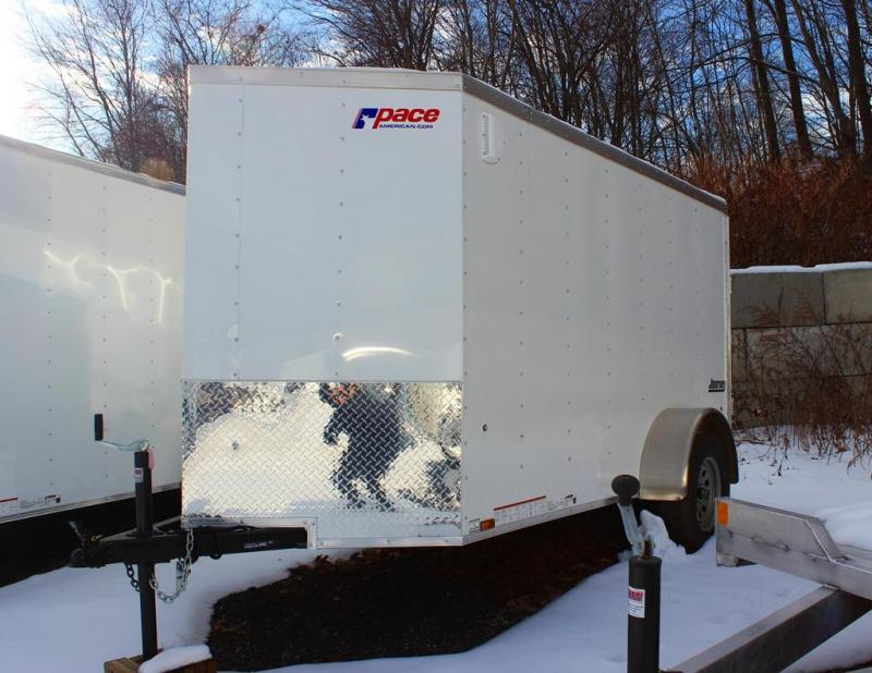 2018 Look Element 5x10 Enclosed Cargo Trailer
