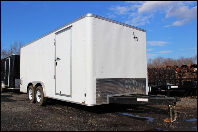 2018 Lark 8x20 10K Enclosed Landscape Trailer