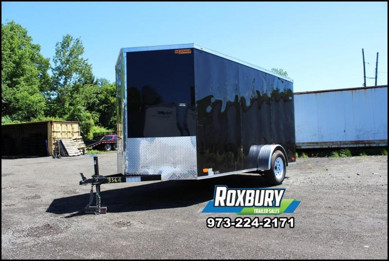 2018 Nexhaul 6x12 Enclosed Cargo Trailer