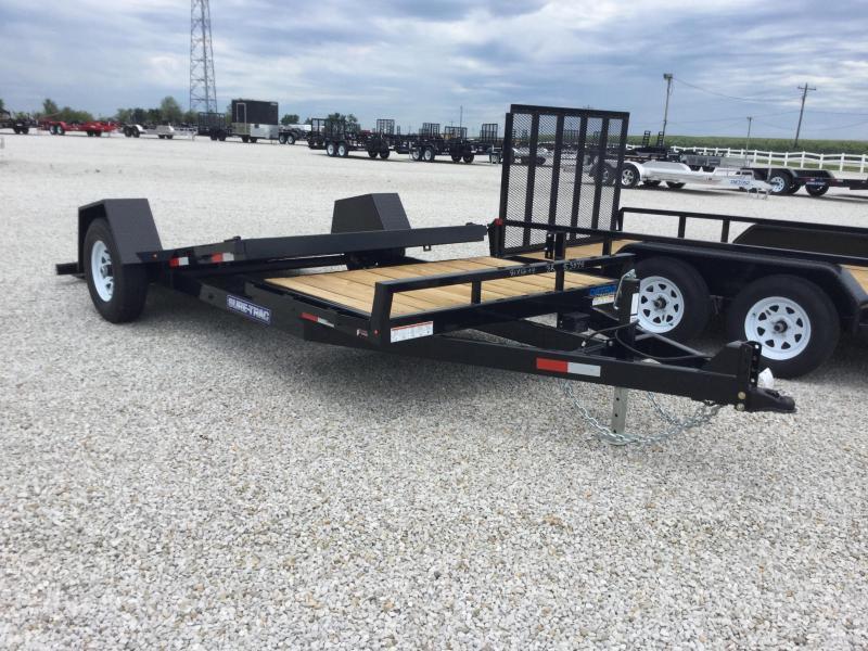 2017 Sure-Trac 78 IN X 12 + 4 Tilt Bed Equipment 7.8K