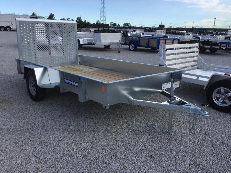 2017 Sure-Trac galvanized utility angle