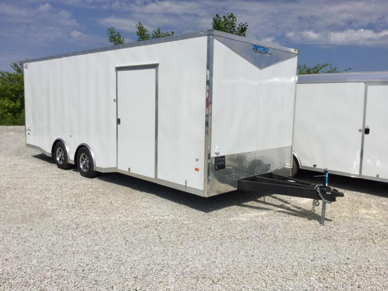 2017 American Hauler 8.5x24 night hawk