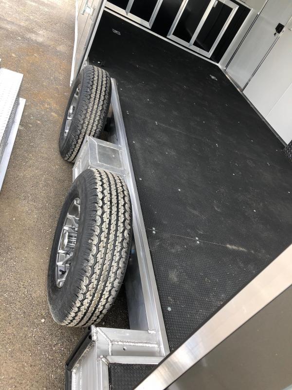 2018 E-Z Loader Trailers EZEC 8X24 CH Car / Racing Trailer