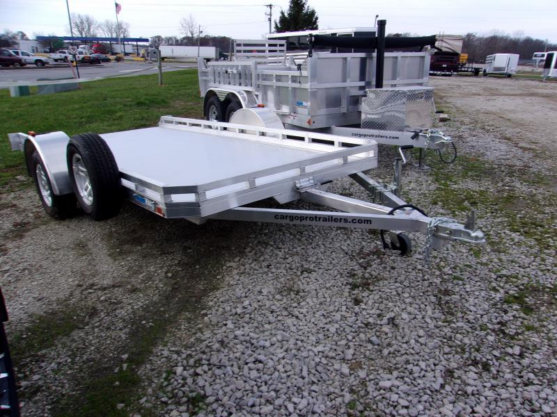 2018 Mission U 6.5 x 14 FA Tilt 2.0 Flatbed Trailer