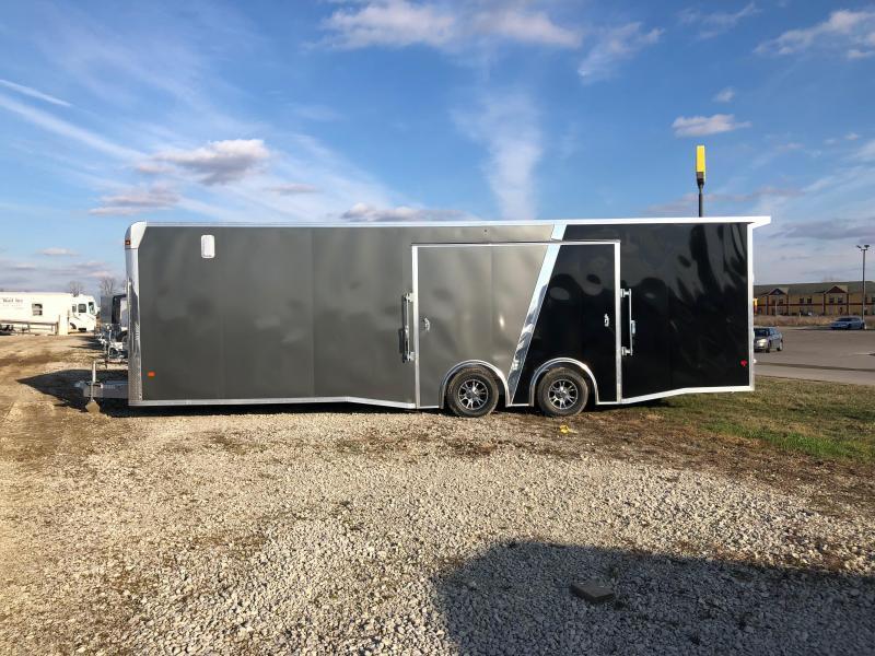 2018 E-Z Loader Trailers ESEC 8x28 CH Car / Racing Trailer