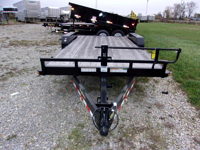 2016 Big Tex Trailers 14ET Utility Trailer