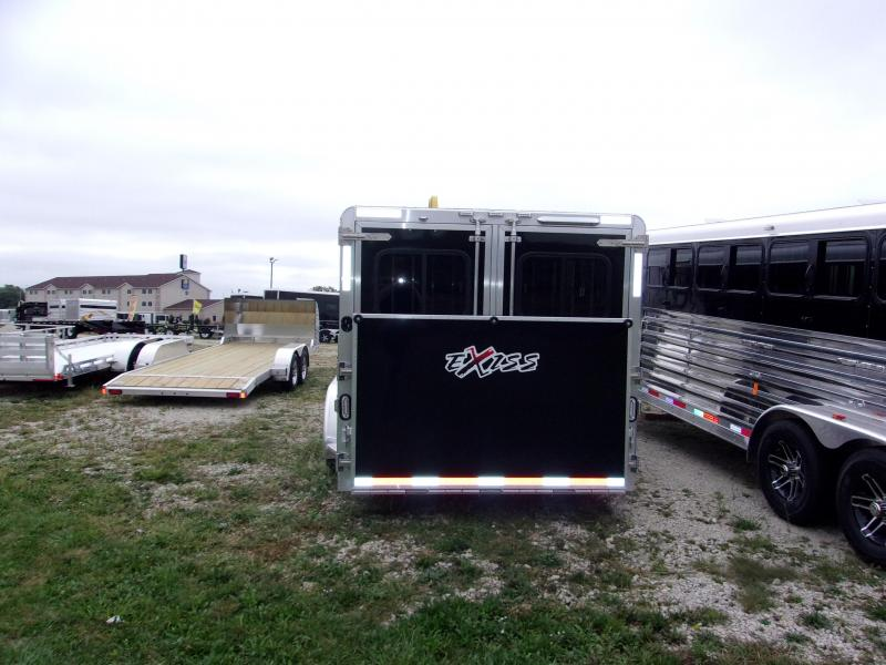 2018 Exiss Trailers 720W Livestock Trailer