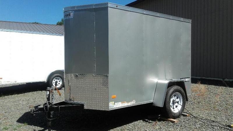 2016 Haulmark PPT6X10DS2 Enclosed Cargo Trailer