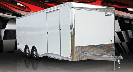2017 Haulmark HAR85X32WR3 Car / Racing Trailer