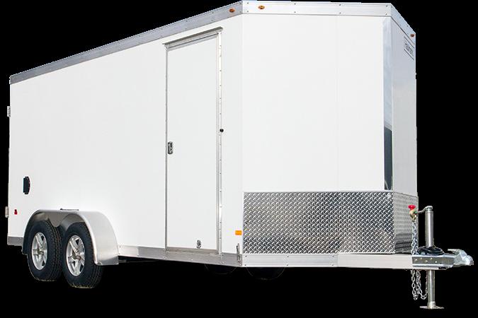 2017 Haulmark HAUV85X16WT2 Enclosed Cargo Trailer