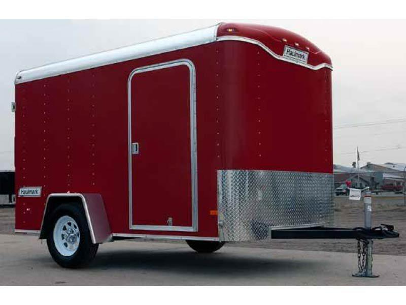 2017 Haulmark CB6X10DS2 Enclosed Cargo Trailer