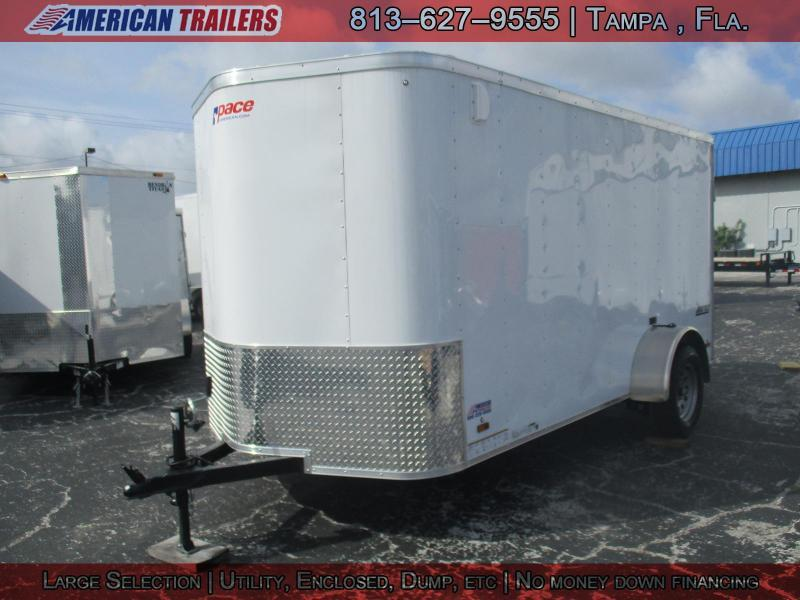 6x12 Pace *Enclosed*Trailer*Cargo*Trailers*