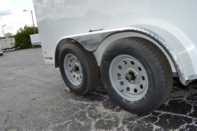 7x14 Continental Cargo | *Enclosed*Trailer*Trailers*