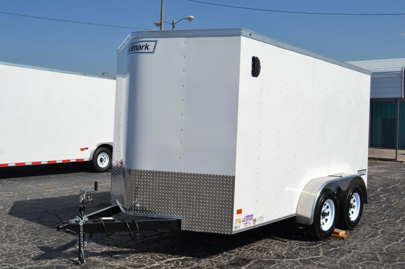 7x12 Haulmark | *Enclosed*Trailer*Trailers [Tandem Axles]