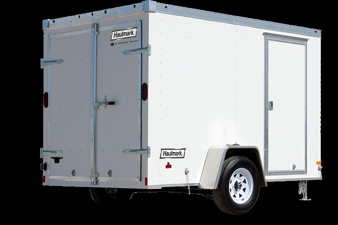 2018 Haulmark TSTV6X12DS2 Enclosed Cargo Trailer
