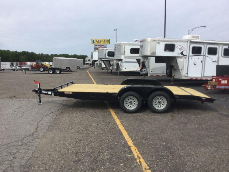 2018 Other CT82X16+2TA Car / Racing Trailer