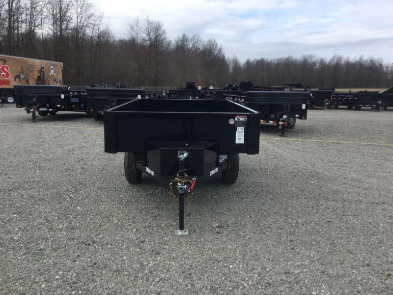 2017 Bri-Mar DTR610D-10 Dump Trailers