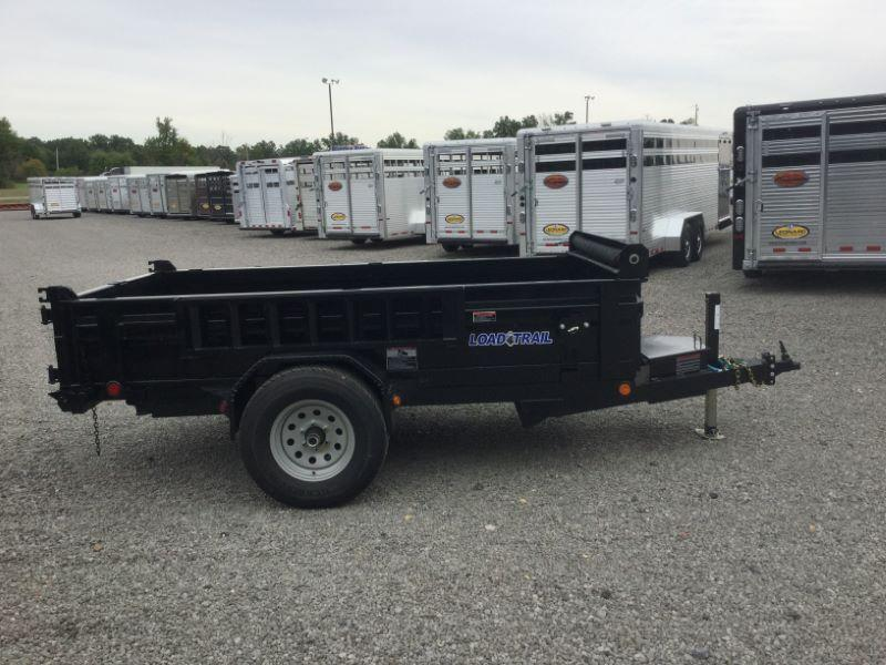 2018 Load Trail DS5X10SA Dump Trailers